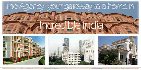 The Agency, your gateway to a home in incredible India